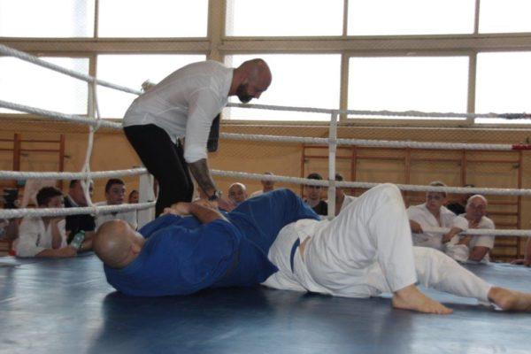 38 Grand Prix Furo Karate Paweł Gładysz Radosław Kostrubiec
