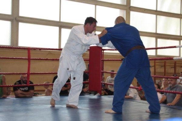 39 Grand Prix Furo Karate Maciej Stępczyński Radosław Kostrubiec