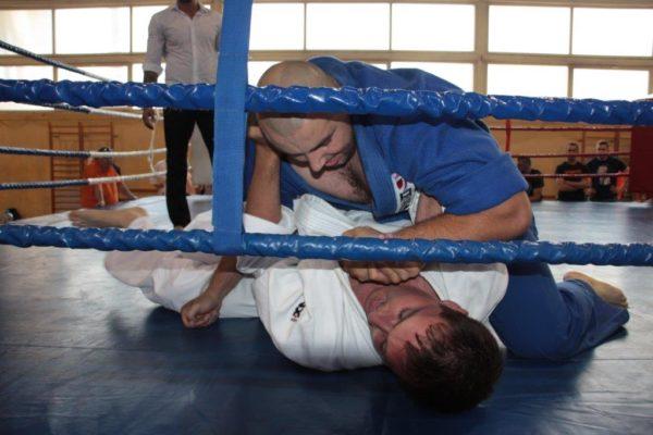 41 Grand Prix Furo Karate Maciej Stępczyński Radosław Kostrubiec