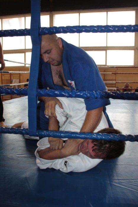 42 Grand Prix Furo Karate Maciej Stępczyński Radosław Kostrubiec