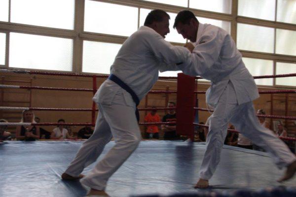44 Grand Prix Furo Karate Maciej Stępczyński Paweł Gładysz