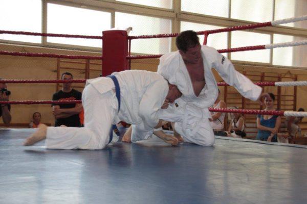 45 Grand Prix Furo Karate Maciej Stępczyński Paweł Gładysz