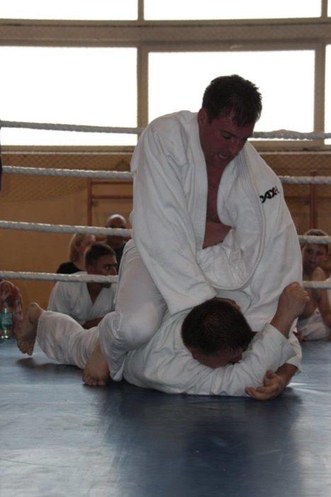 46 Grand Prix Furo Karate Maciej Stępczyński Paweł Gładysz