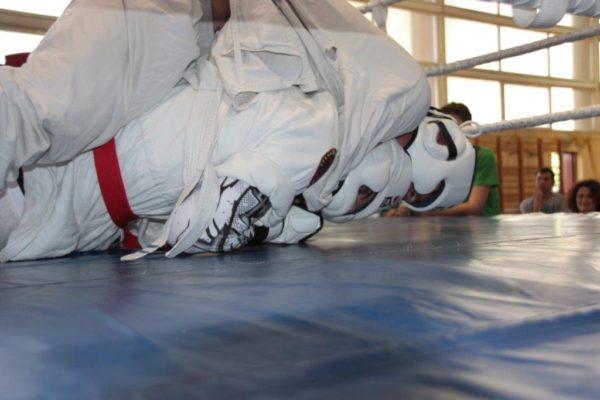 49 Grand Prix Furo Karate Adrian Sowała Remigiusz Mikołajewicz
