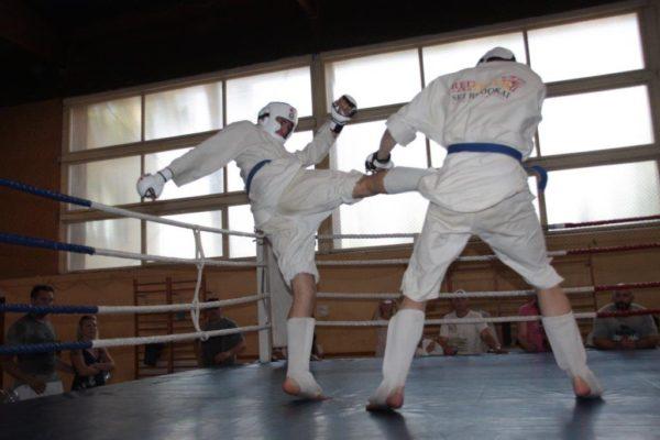 73 Grand Prix Furo Karate Przemysław Lenartowicz Janusz Przewoźny
