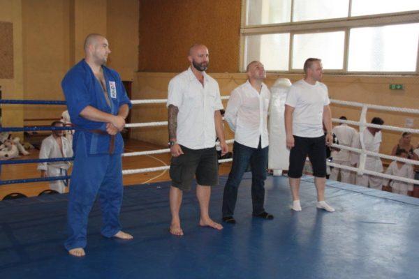 81 Grand Prix Furo Karate Radosław Kostrubiec, Robert Musierowicz, Jan Schneider, Adam Mieszkowski