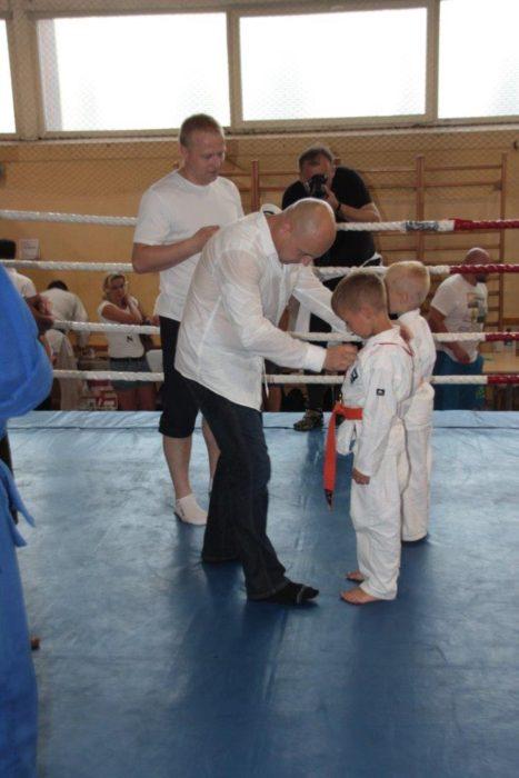 82 Grand Prix Furo Karate Jan Schneider, Adam Mieszkowski