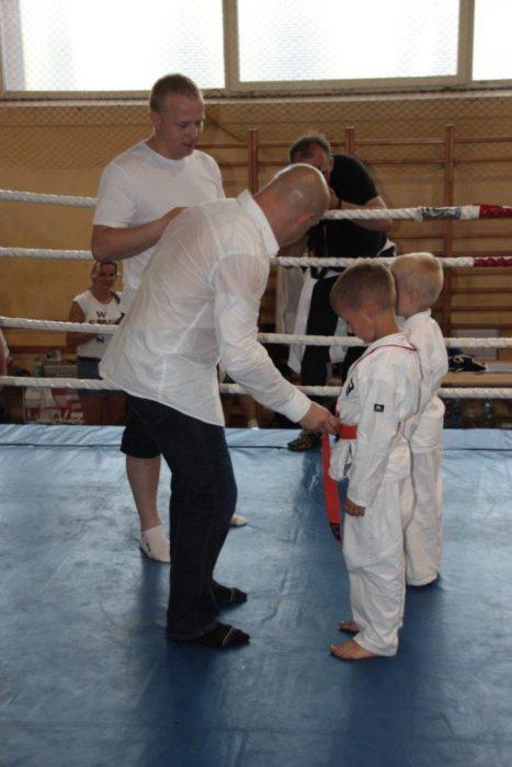 83 Grand Prix Furo Karate Jan Schneider, Adam Mieszkowski