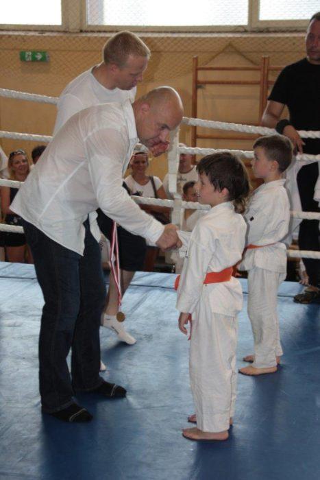 84 Grand Prix Furo Karate , Jan Schneider, Adam Mieszkowski