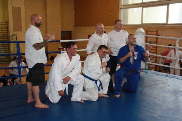 95 Grand Prix Furo Karate Radosław Kostrubiec, Robert Musierowicz, Jan Schneider, Adam Mieszkowski Paweł Gładysz Maciej Stępczyński