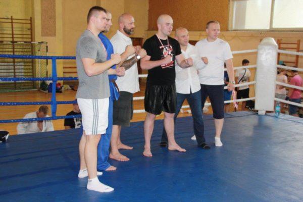 98 Grand Prix Furo Karate Radosław Kostrubiec, Robert Musierowicz, Jan Schneider, Adam Mieszkowski