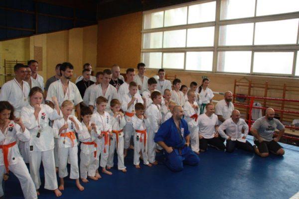 99 Grand Prix Furo Karate Radosław Kostrubiec, Robert Musierowicz, Jan Schneider, Adam Mieszkowski Kamil Bazelak