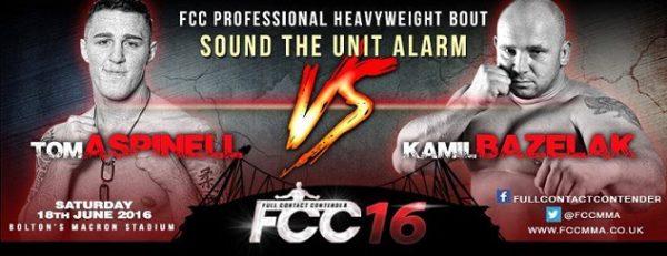 Kamil Bazelak vs Tom Aspinall FCC16 (2)