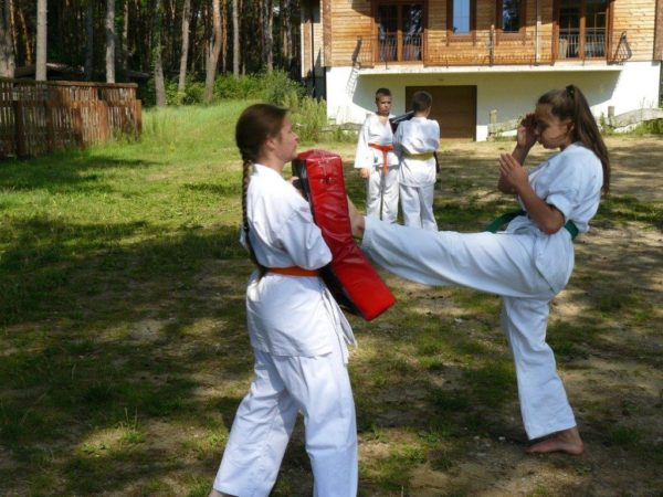 Wakacje z Karate Mazowiecko-Podlaski Klub Karate (2)